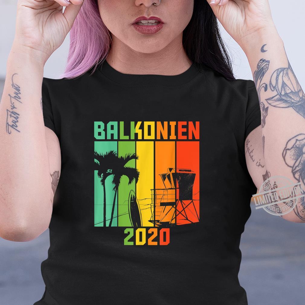 Balkonien 2020 Shirt
