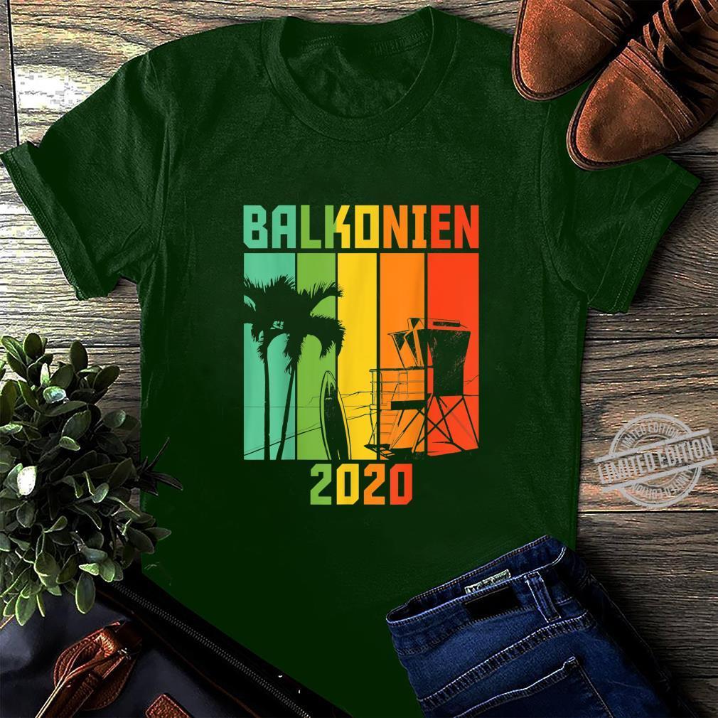 Balkonien 2020 Shirt long sleeved