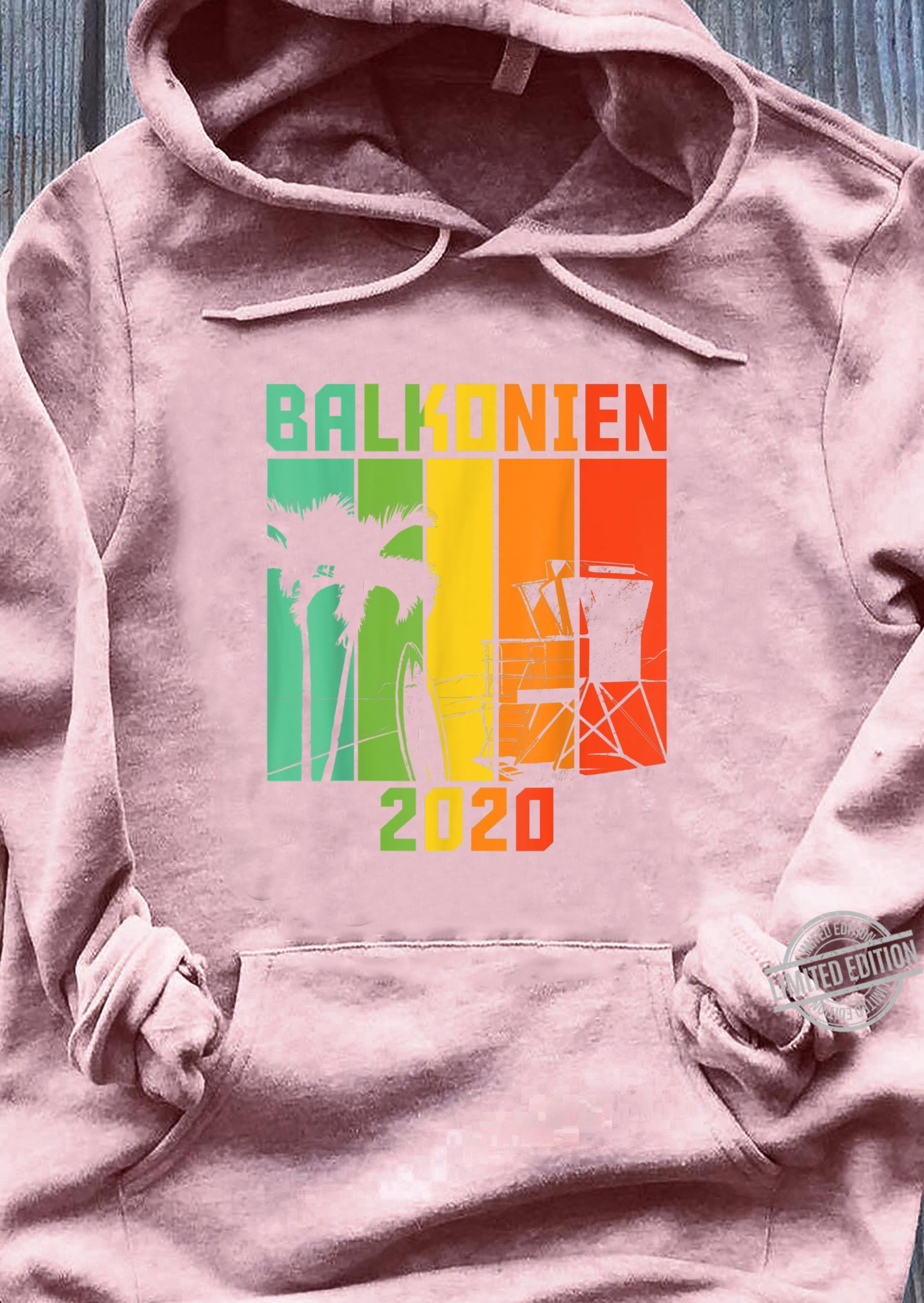 Balkonien 2020 Shirt sweater