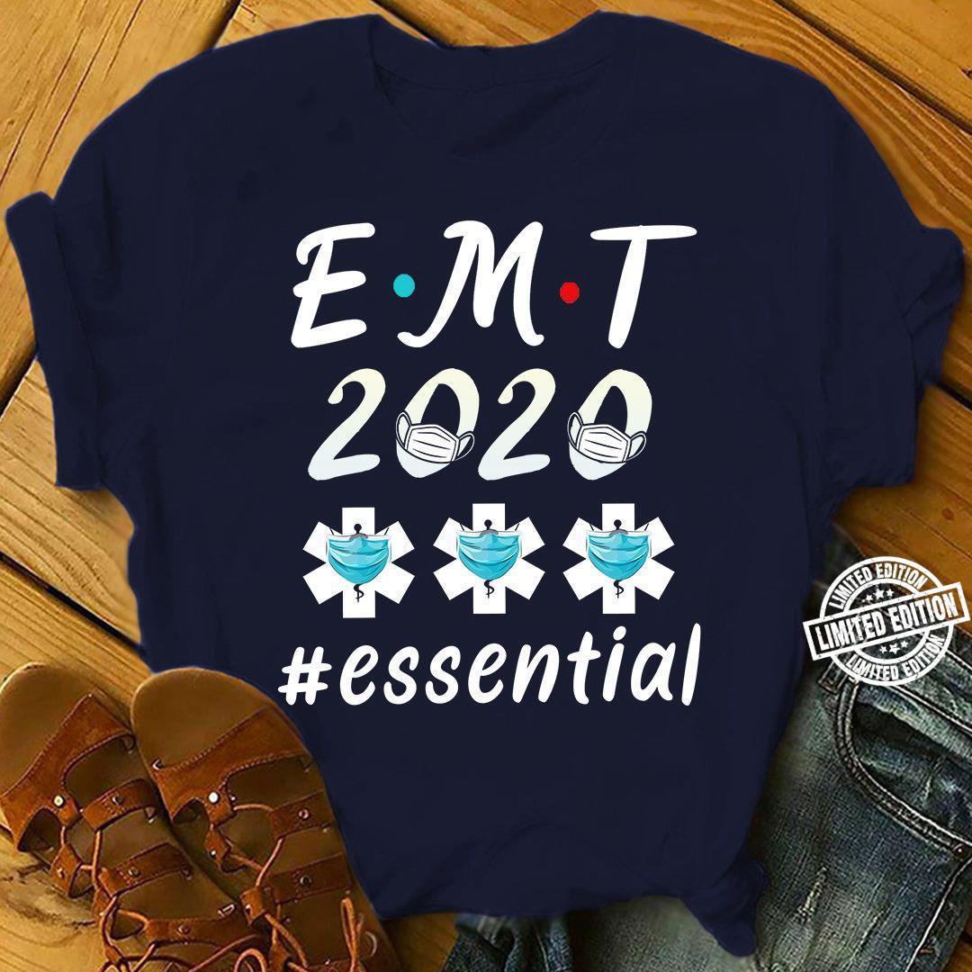 EMT 2020 essential shirt