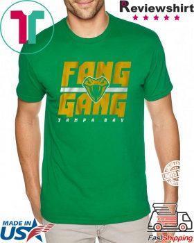 Fang Gang Tampa Bay Vipers original shirt